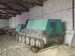 Вездеход гусеничный ГАЗ-71