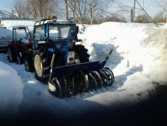 Шнекоротор на трактор навесной