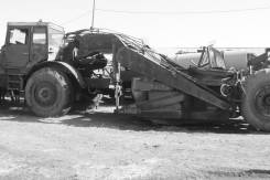 Автоскрепер МОАЗ-6014, 1995