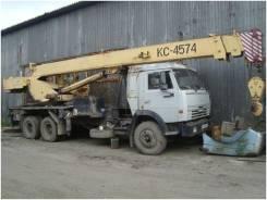 КамАЗ-53229, КС-4574-3 (грузовой, автокран), 2002
