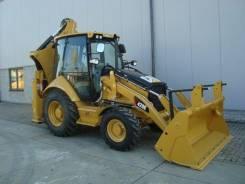 Caterpillar 432E, 2007