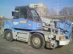 Komatsu LW100, 2011