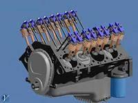 Текущий. Средний и капремонт двигателя. Блок. Гбц. Поршень. Коленвал. ГРМ.