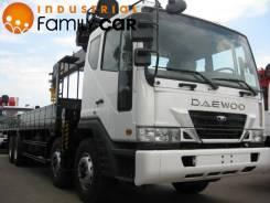 Daewoo Novus с КМУ Hiab 270T