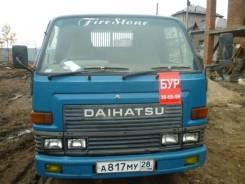 Daihatsu Delta, 1993