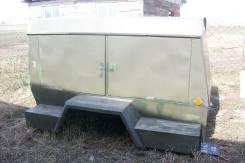 Агрегат бензоэлектрический АБ-8/230, 8 Квт, 3 фазы, двигатель москвич