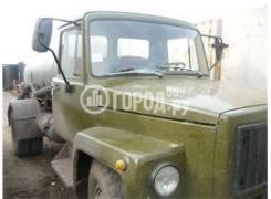 ГАЗ 3307 ас-бочка, 1996