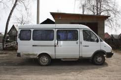 ГАЗ 322170, 2001