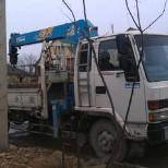 Продам грузовик с краном Isuzu Forward