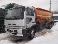 Цистерна цементовоз Nissan Diesel 6Х2