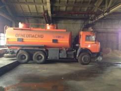 Топливозаправщик НефАЗ 66062, 2011
