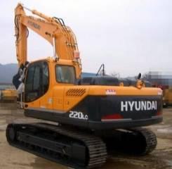 Hyundai R220LC, 2013