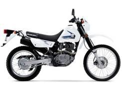 Suzuki DR 200, 2013