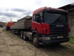 Scania P 114  6Х4, 2007
