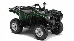 Yamaha Grizzly 700 EPS, 2012