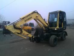 Hyundai R555W, 2009