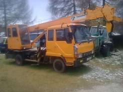 Tadano 7 тонн, 2013