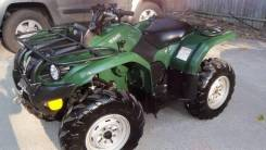 Yamaha Grizzly 400, 2007