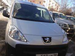 Peugeot Partner, 2012