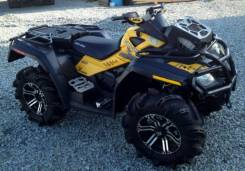Can-Am Outlander 800, 2011