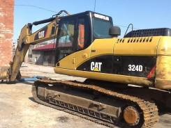 Caterpillar 324DL, 2008