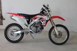 Honda CRF 450X, 2007