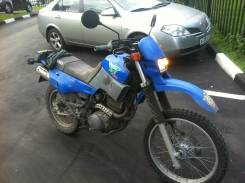 Yamaha XT 400, 1991