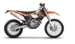 KTM 500 EXC 2014
