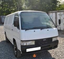 Nissan Caravan 2000 год, рефка, 4WD, коробка