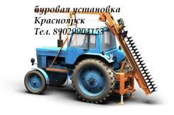 """Буровая установка Навес на трактор """"уб-нт"""""""