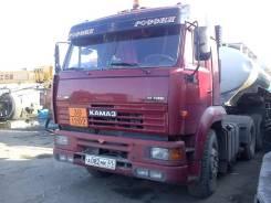 КАМАЗ 6460, 2005