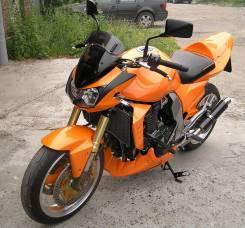 Kawasaki Z1000, 2004