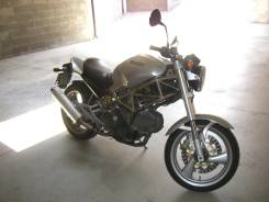 Ducati Monster 600, 2001