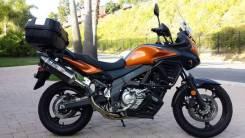 2012 Suzuki Vstrom 650 DL650, 2012