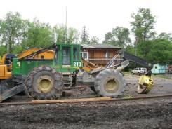Трактор трелевочный John Deere 748H