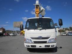 Автобуровая Toyota DYNA 2011 г. Новая.