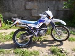 Yamaha Serow, 1995