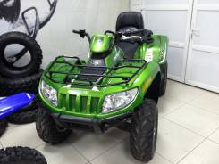 Arctic Cat TRV 700, 2011