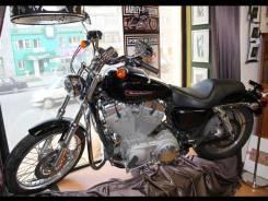Harley-Davidson Sportster 883 Custom, 2008