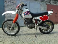 Xlr250r, 1996
