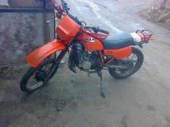 Honda MTX 125, 1989