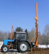 Продам БМ-205 на базе колесного трактора МТЗ 82.1