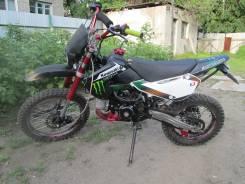 Kawasaki KDX 125, 2011