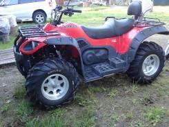 ATV Stels 500GT, 2012