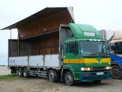 Фургон-бабочка 60м3 10-15тонн