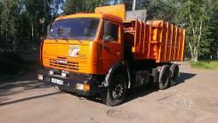 Камаз 65115 Мусоровоз МКМ 4804