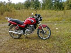 Suzuki en-125, 2004
