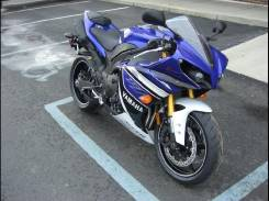 Yamaha R1, 2013