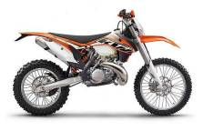 KTM 250 EXC 2014