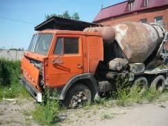 КАМАЗ 55111 миксер, 1986